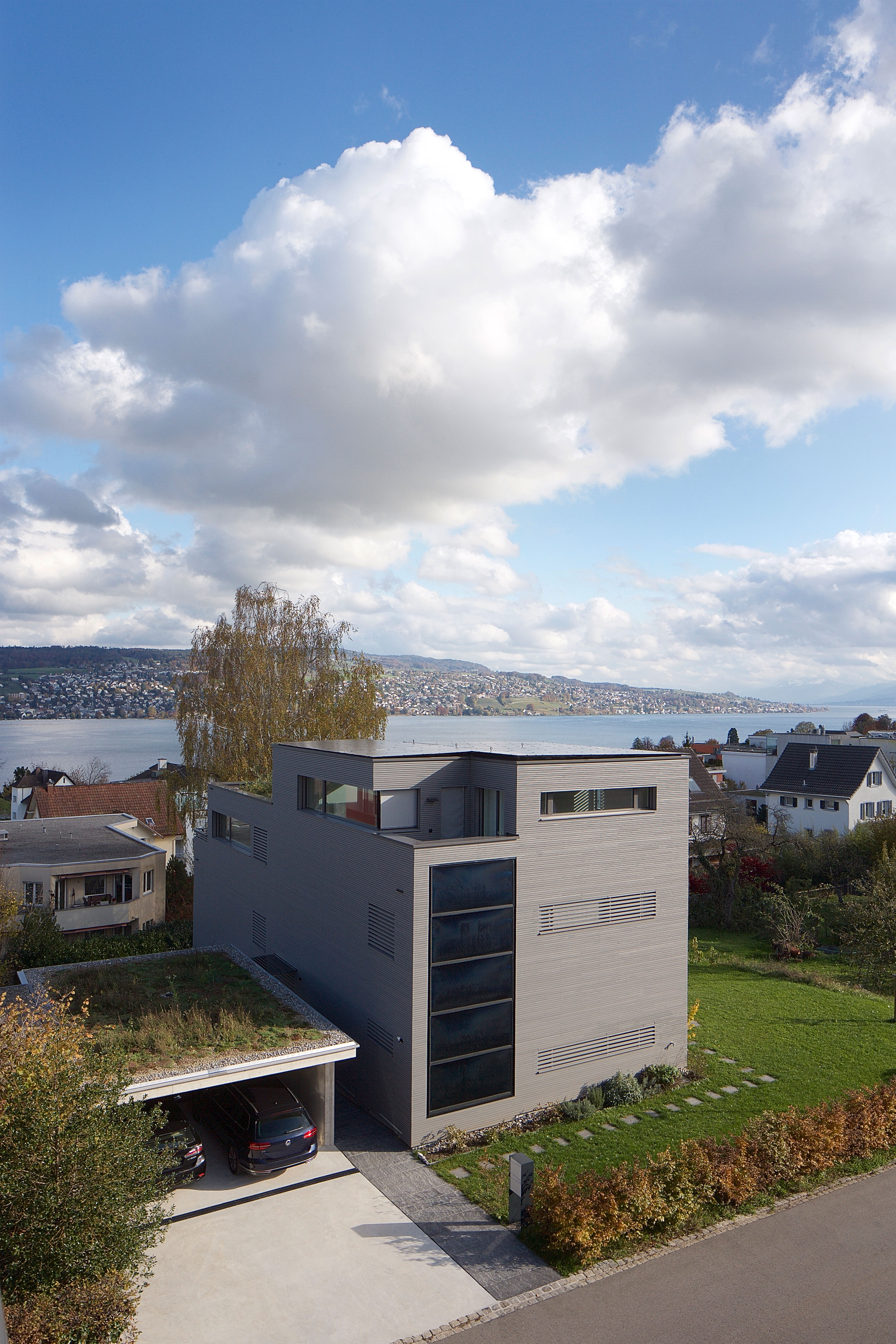 Doppeleinfamilienhaus Thalwil